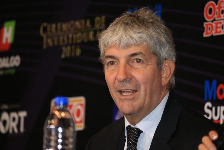 Paolo Rossi in 2016. Beeld EPA