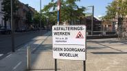 Kerkstraat gaat twee dagen dicht voor nieuwe laag asfalt