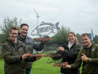 The Holy Scales winnen opnieuw Benelux Kampioenschap Karpervissen