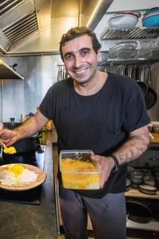 Verliefd op keukenprins Vahid en zijn Iraanse saffraangerechten
