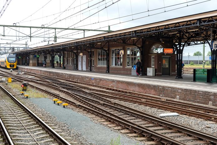 Station Roosendaal.