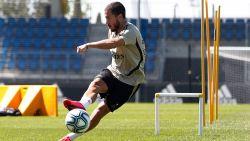 Courtois en Hazard hervatten op 14 juni met match tegen Eibar op het oefencomplex, Barcelona moet naar Mallorca