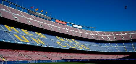 Spaanse competitie staat stil bij aanslag in Barcelona