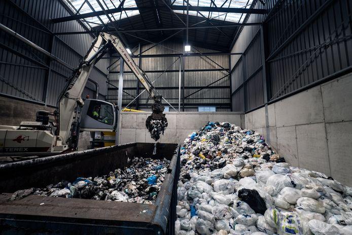 In Weurt werd de afgelopen jaren al volop geëxperimenteerd met het milieuvriendelijk hergebruiken van incontinentiemateriaal.