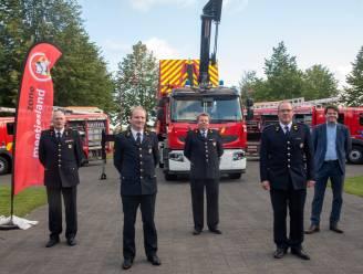 Brandweerzone Meetjesland investeert fors in nieuwe voertuigen