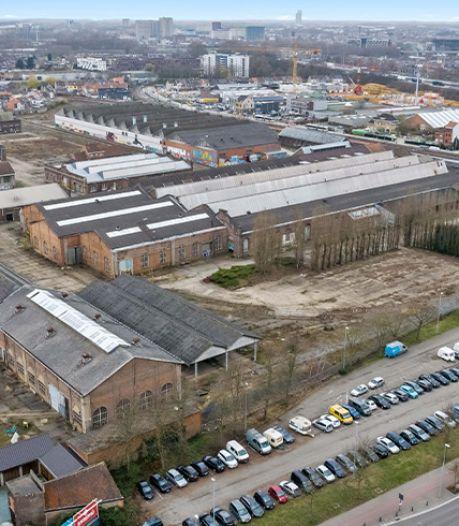 Kapitaalkrachtige West-Vlamingen snoepen enorm NMBS-terrein in Gentbrugge af van Ghelamco