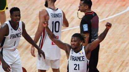 VS-killer Frankrijk verovert brons op WK basket