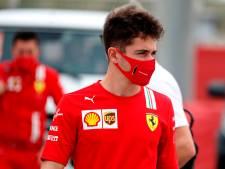 Charles Leclerc vijfde Formule 1-coureur die positief test op corona