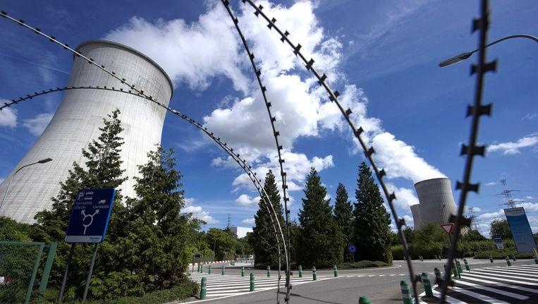 De kerncentrale van Tihange - archief.
