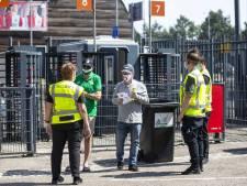 Mondkapjes in De Vliert met alleen seizoenkaarthouders en sponsors van FC Den Bosch