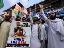 Man van vrijgesproken Asia Bibi wil asiel in Verenigd Koninkrijk