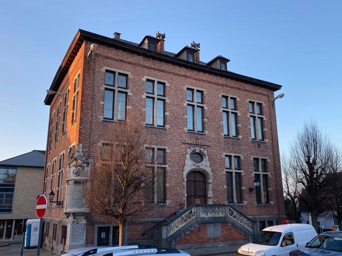 Oud gemeentehuis Wolvertem