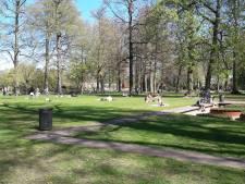Drukte in Park Valkenberg in Breda: vier aanhoudingen voor opruiing en plegen van geweld