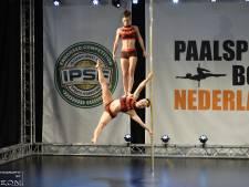 Paaldansen in Waalwijk, maar dan niet voor in de stripclub