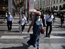 Griekenland trekt coronateugels aan: nieuwe maatregelen gelden ook voor toeristen