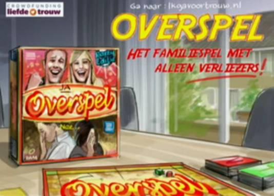 Overspel: Het familiespel met alleen verliezers!