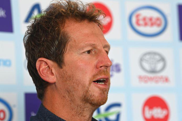 Rik Verbrugghe lichtte zijn WK-selectie toe voor Imola.