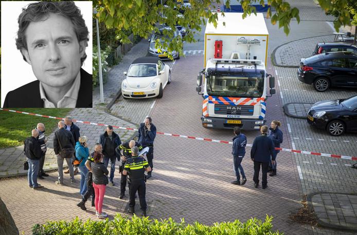 Derk Wiersum a été abattu de bon matin dans la rue où il résidait.