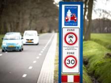 CDA Losser vindt ontheffingen om buitengebied te bereiken onwerkbaar: 'Schort afsluiting Hogeboekelweg op'