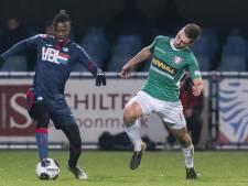 Troosteloze avond voor FC Dordrecht