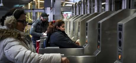 Man opgepakt nadat mishandeling van dakloze in New York viraal gaat