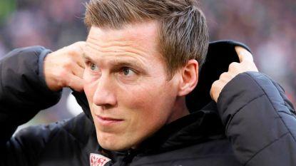 """Duitser Hannes Wolf (38) morgen voorgesteld bij Racing Genk: """"We spreken elkaar binnenkort"""""""