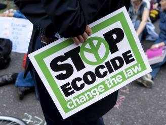 België wil dat 'ecocide' erkend wordt als misdaad
