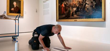 Coronamaatregelen in het museum: Je kunt niet alles van tevoren bedenken