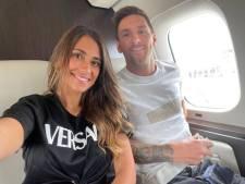 Antonela Roccuzzo, l'épouse de Lionel Messi, enchaîne les visites pour trouver un bien de luxe à Paris