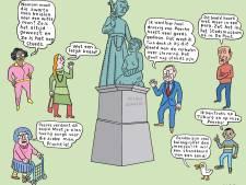 Dialoog over 'controversieel' standbeeld Peerke Donders: 'We zijn niet op zoek naar een oplossing'
