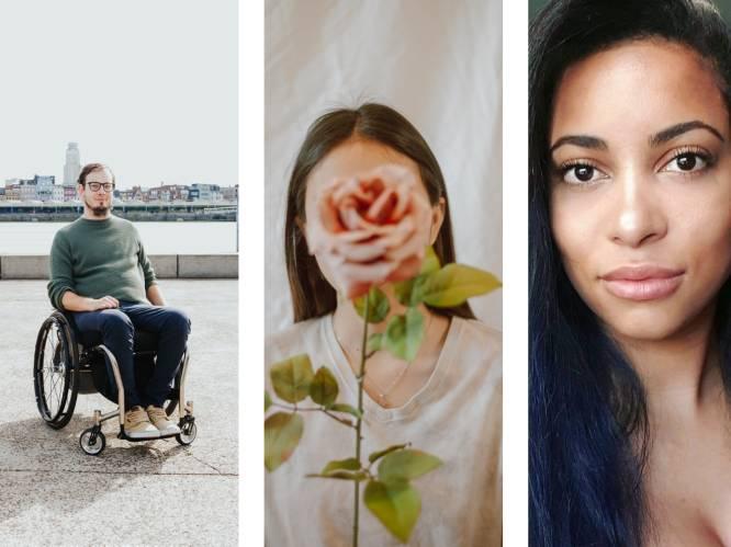 """Hoe is het om te daten met een aandoening? Steven, Elisa en Vanessa vertellen: """"Toen hij zei dat hij me beter wou leren kennen, begon ik te huilen"""""""