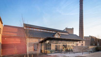 Gerestaureerde stroopfabriek in Borgloon eindelijk weer open