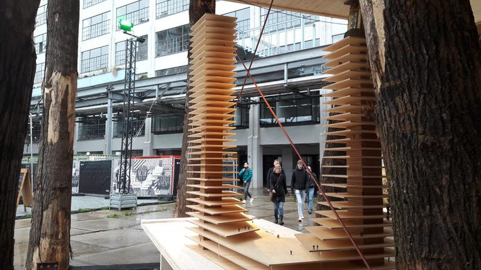 Dutch Design Week is zaterdag van start gegaan.