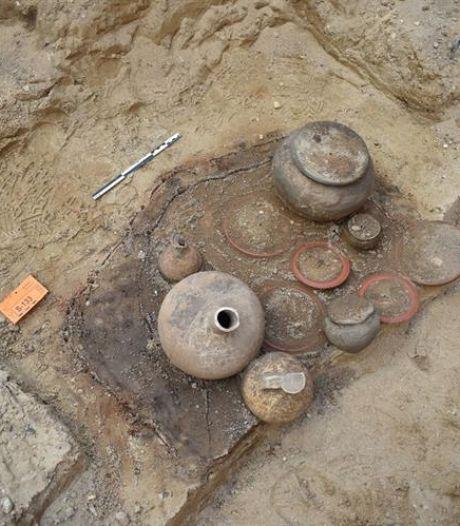 Sporen van Romeinse begraafplaats en militaire stad ontdekt in Nijmegen: 'Mooie vondst'
