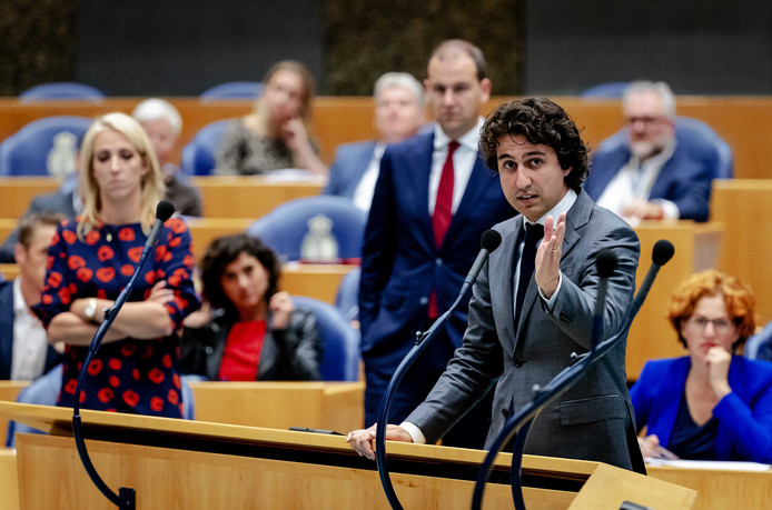 Lilian Marijnissen (SP), Lodewijk Asscher (PvdA) en Jesse Klaver (GroenLinks) trekken tot dusver samen op om de flexibilisering van de arbeidsmarkt terug te dringen.
