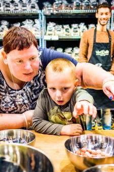 Pepernotenwinkel in Alphen geopend