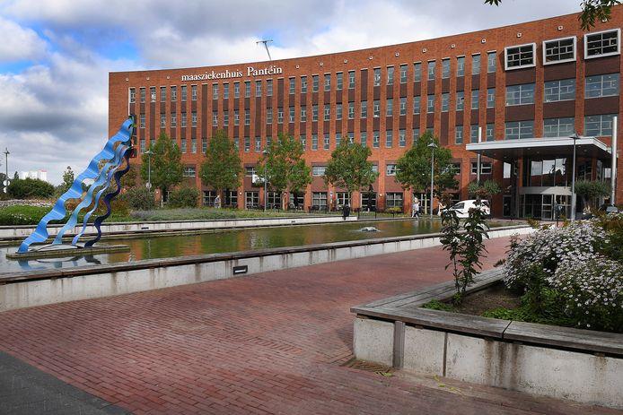 Het Maasziekenhuis in Beugen (gemeente Boxmeer)