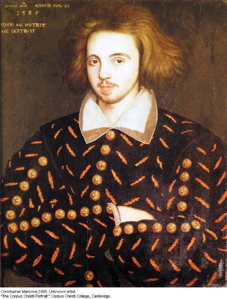 Christopher Marlowe krijgt nu de status van co-auteur van de Henry VI-trilogie Beeld