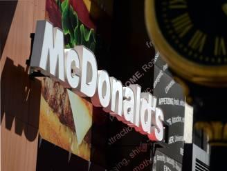 McDonald's werkt aan eigen vegetarische burger en keldert koers van Beyond Meat