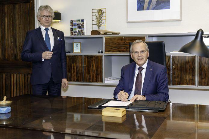 Jan Luteijn volgt vanaf februari Asje van Dijk op.