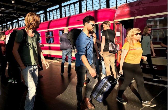 European Sleeper wil niet in concurrentie gaan met de gevestigde nationale spoorwegmaatschappijen, maar andere bestemmingen aanboren.