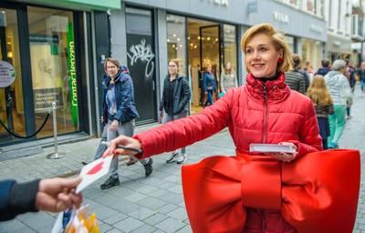 Complimenten voor alle Belgen (en Hollanders) in Breda op Belgendag