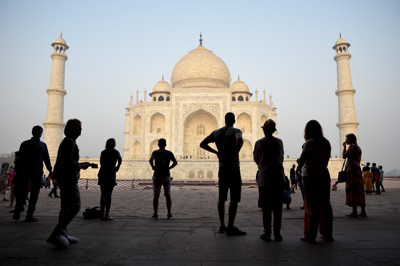 Archiefbeeld Taj Mahal