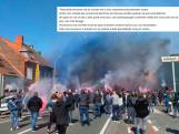 """""""Schade na samenkomst 1.000 Clubfans in Sint-Andries? U had moeten weten dat het match was"""": wedstrijd tegen Anderlecht blijft nazinderen in buurt Jan Breydel"""