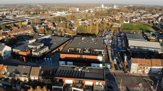 Driespoort Shopping zonder vergunning gezet: boetes tot 400.000 euro geëist en buurt eist afbraak van gebouw