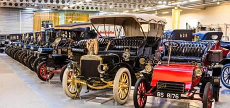 Oude Fordjes uit Hillegom geveild voor ruim zes miljoen euro