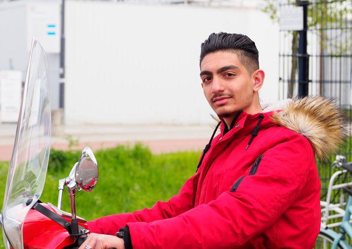 Abdul Helal: ,,Het lastige van het leven in een ander land is dat je telkens een stukje van de islamitische cultuur kwijt raakt. Gewoon omdat je er niet mee wordt omgeven.''