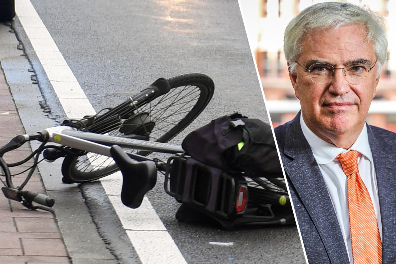 Carl Decaluwé wil 60-plussers op verplichte fietscursus.