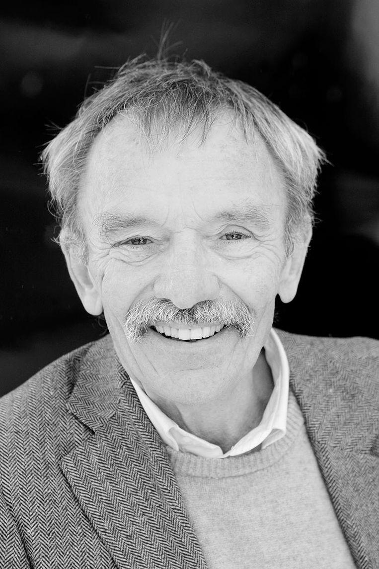 John Jansen van Galen, schrijver en journalist Beeld anp