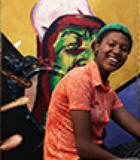 Yael maakt podcast over Kunstbende